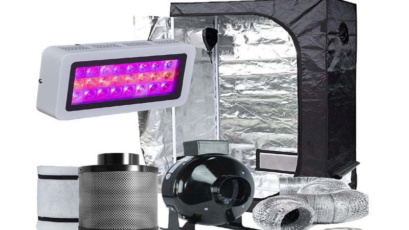 complete grow tent packages