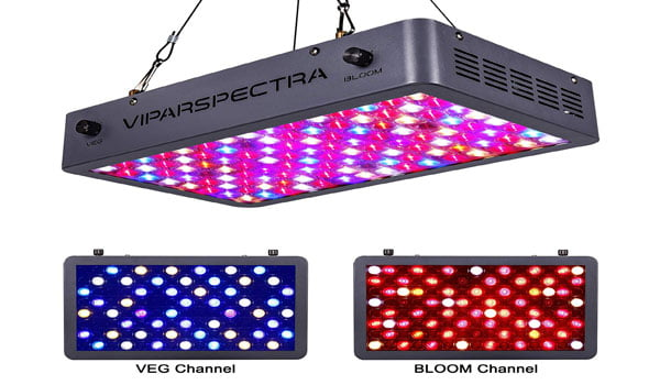 VIPARSPECTRA 600w LED Grow Lights