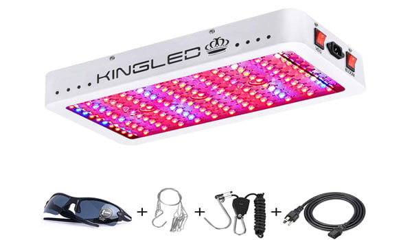 LED Light for growing indoor plants