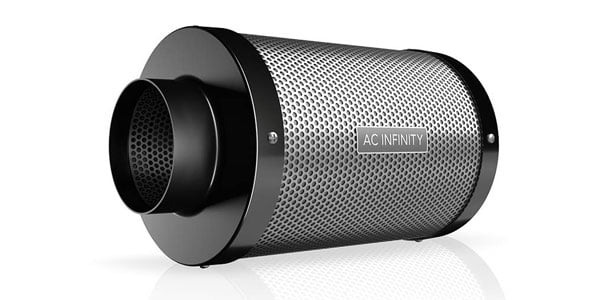 AC Infinity 4 Inch Air Carbon Filter