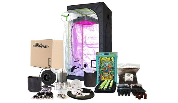 best Grow Tent Kits With Soil