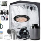 Complete Grow Tent Kits for Soil & hydroponics Packages