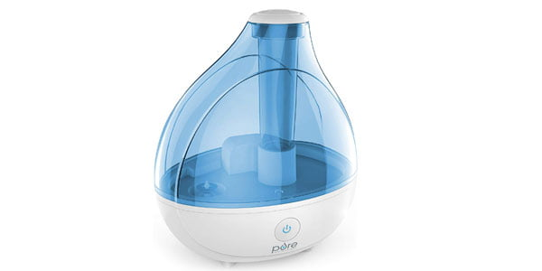 Pure Enrichment Ultrasonic Humidifier for grow room