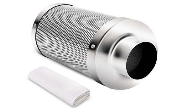 ipower 4 inch carbon filter