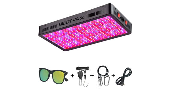 BESTVA DC Series 3000W LED Grow Light