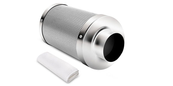 iPower 4 Inch Air Carbon Filter