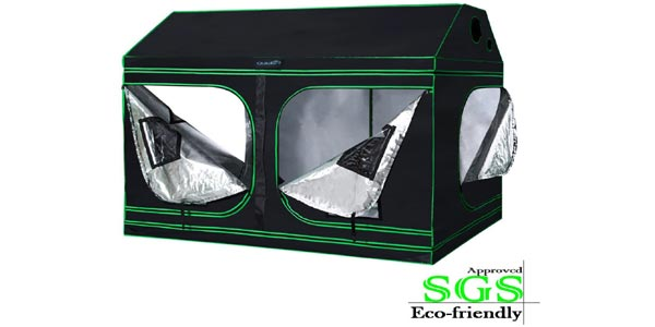 """Quicent 96""""×48"""" Trow Tent"""