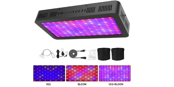 Best Inexpensive led Grow Light for 4x4 tent