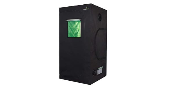 CoolGrows 36x36x72 Grow Tent