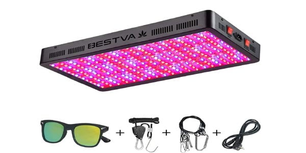 BESTVA DC Series 3000 Watt LED Grow Light