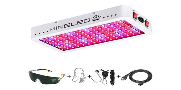 King Plus 4000 Watts Best LED Grow lights