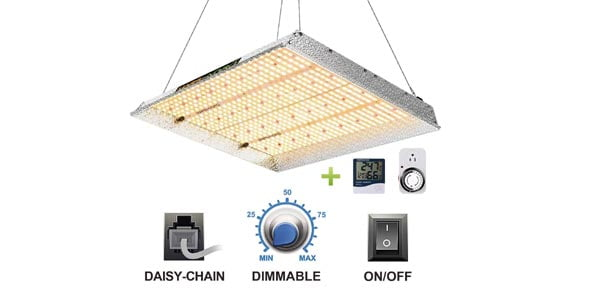 inexpensive led grow lights