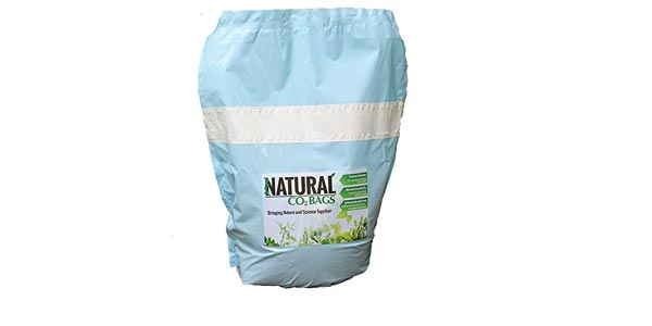 CO2 Grow Bags for grow tent