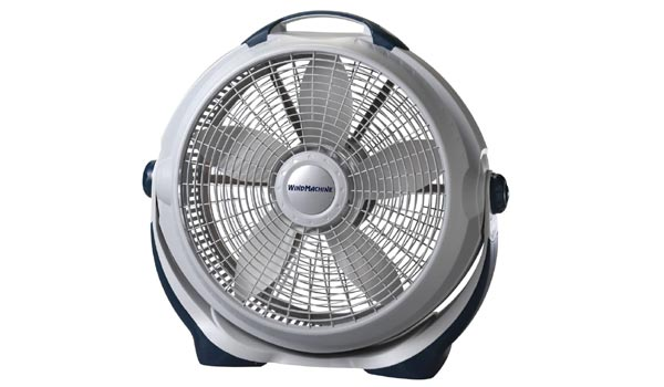 Lasko Small Oscillating Grow Box Fan