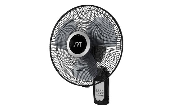 oscillating Fan with Remote Control