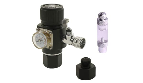 Aquarium-CO2-Regulator