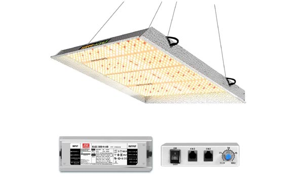 MARS HYDRO LED Grow Light for 4x8 tent